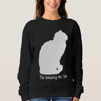 The Amazing Mr. Tom (dark shirts) Sweatshirt