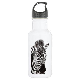The Amazing Mr., Z Water Bottle