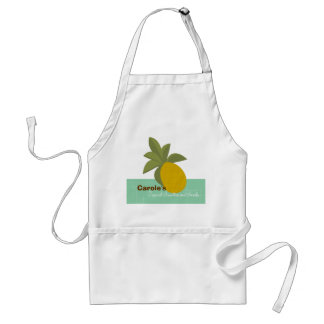 The Amazing Pineapple Adult Apron