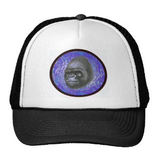 THE AMAZING SILVERBACK TRUCKER HAT