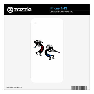 THE AMAZING SOUNDS DECALS FOR iPhone 4