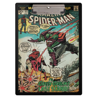 The Amazing Spider-Man Comic #122 Clipboard