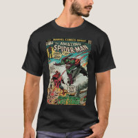The Amazing Spider-Man Comic #122 T-Shirt