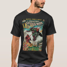 The Amazing Spider-Man Comic #122 T-Shirt at Zazzle