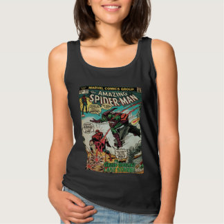 The Amazing Spider-Man Comic #122 Tank Top