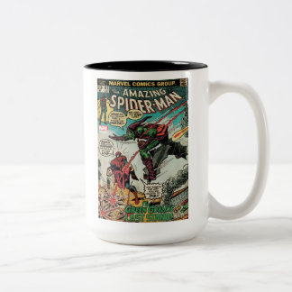 The Amazing Spider-Man Comic #122 Two-Tone Coffee Mug