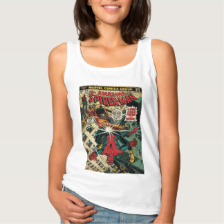 The Amazing Spider-Man Comic #123 Tank Top