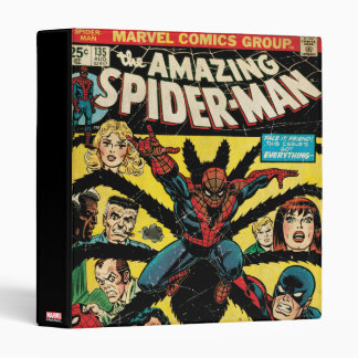 The Amazing Spider-Man Comic #135 Binder