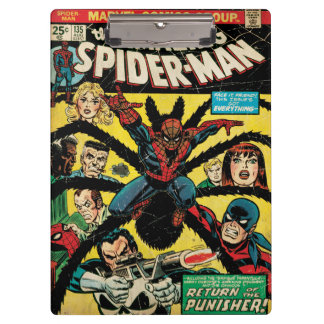 The Amazing Spider-Man Comic #135 Clipboard
