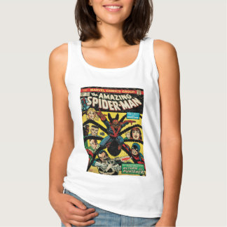 The Amazing Spider-Man Comic #135 Tank Top