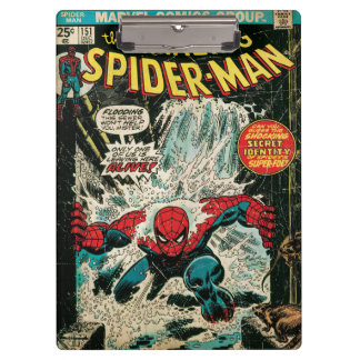The Amazing Spider-Man Comic #151 Clipboard