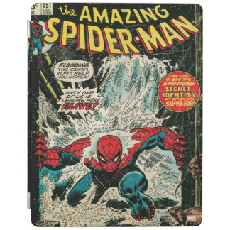 The Amazing Spider-Man Comic #151 iPad Smart Cover