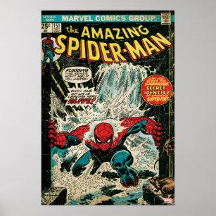 """Marvel Spider-Man 12/""""x17.5/"""" Corkboard Wall Art w// Thumbtacks"""