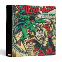 The Amazing Spider-Man Comic #157 3 Ring Binder