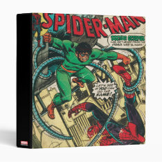 The Amazing Spider-man Comic #157 3 Ring Binder at Zazzle