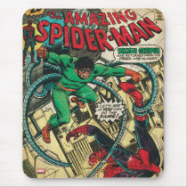 The Amazing Spider-Man Comic #157 Mouse Pad