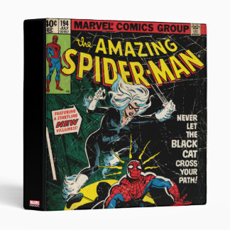 The Amazing Spider-Man Comic #194 Binder