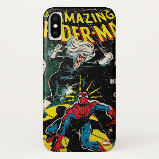 The Amazing Spider-Man Comic #194 iPhone X Case