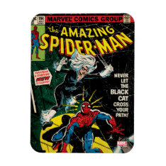 The Amazing Spider-man Comic #194 Magnet at Zazzle