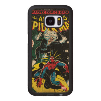 The Amazing Spider-Man Comic #194 Wood Samsung Galaxy S7 Case