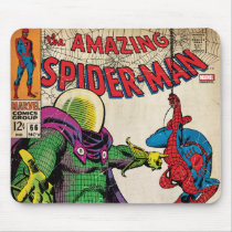 The Amazing Spider-Man Comic #66 Mouse Pad