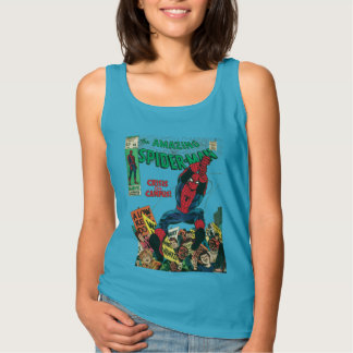 The Amazing Spider-Man Comic #68 Tank Top
