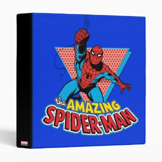 The Amazing Spider-Man Graphic Binder