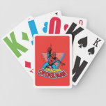 The Amazing Spider-Man Graphic Bicycle Playing Cards
