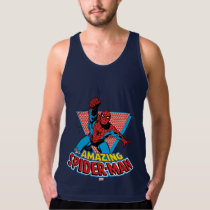 The Amazing Spider-Man Graphic Tank Top