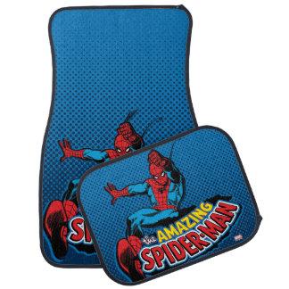 The Amazing Spider-Man Logo Car Mat
