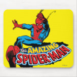 The Amazing Spider-Man Logo Mouse Pad