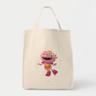 The Amazing Summer Hugglemonster Tote Bag