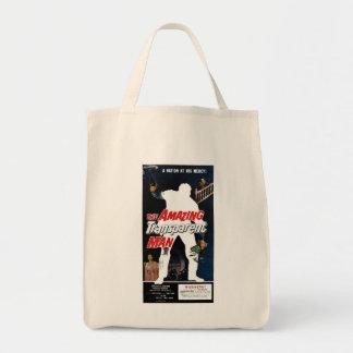"""The Amazing Transparent Man"" Bag"