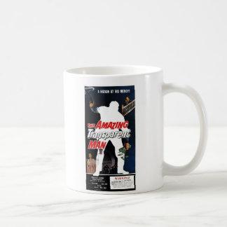 """The Amazing Transparent Man"" Mug"