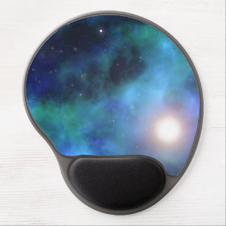 The Amazing Universe Gel Mouse Pad
