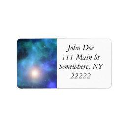 The Amazing Universe Label