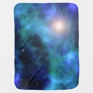 The Amazing Universe Stroller Blanket