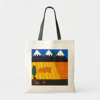 The Amazing View 2006 Budget Tote Bag