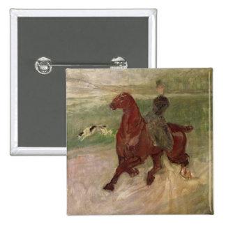 The Amazon, 1882 (oil on canvas) Button