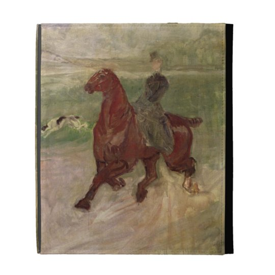 The Amazon, 1882 (oil on canvas) iPad Folio Covers
