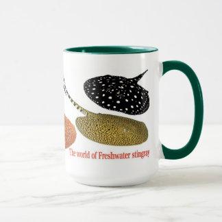 The Amazon fresh water thornback Mug