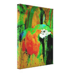 The Amazon Gallery Wrap Canvas