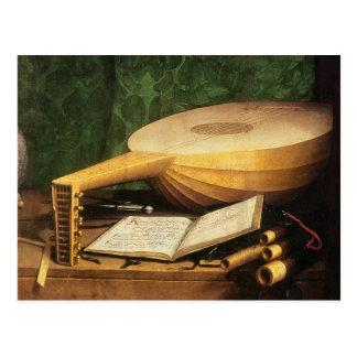 The Ambassadors, 1533 Postcard