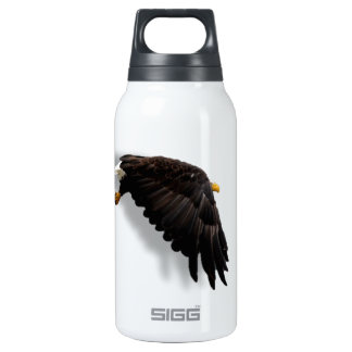 THE AMERICAN BALD EAGLE THERMOS WATER BOTTLE