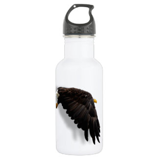 THE AMERICAN BALD EAGLE WATER BOTTLE