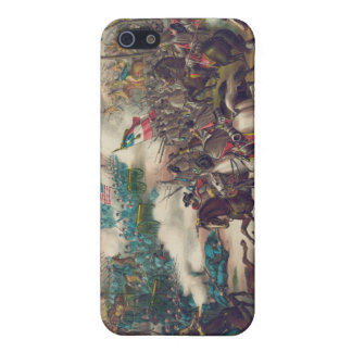 The American Civil War Battle of Pea Ridge 1862 Covers For iPhone 5