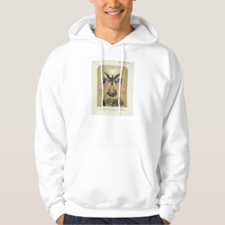 The American Declaration of Independence 1861 Hoodie