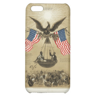 The American Declaration of Independence 1861 iPhone 5C Case