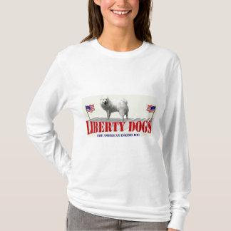 The American Eskimo Dog T-Shirt