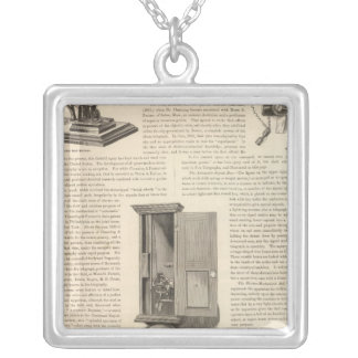 The American Fire Alarm and Police Telegraph Personalized Necklace